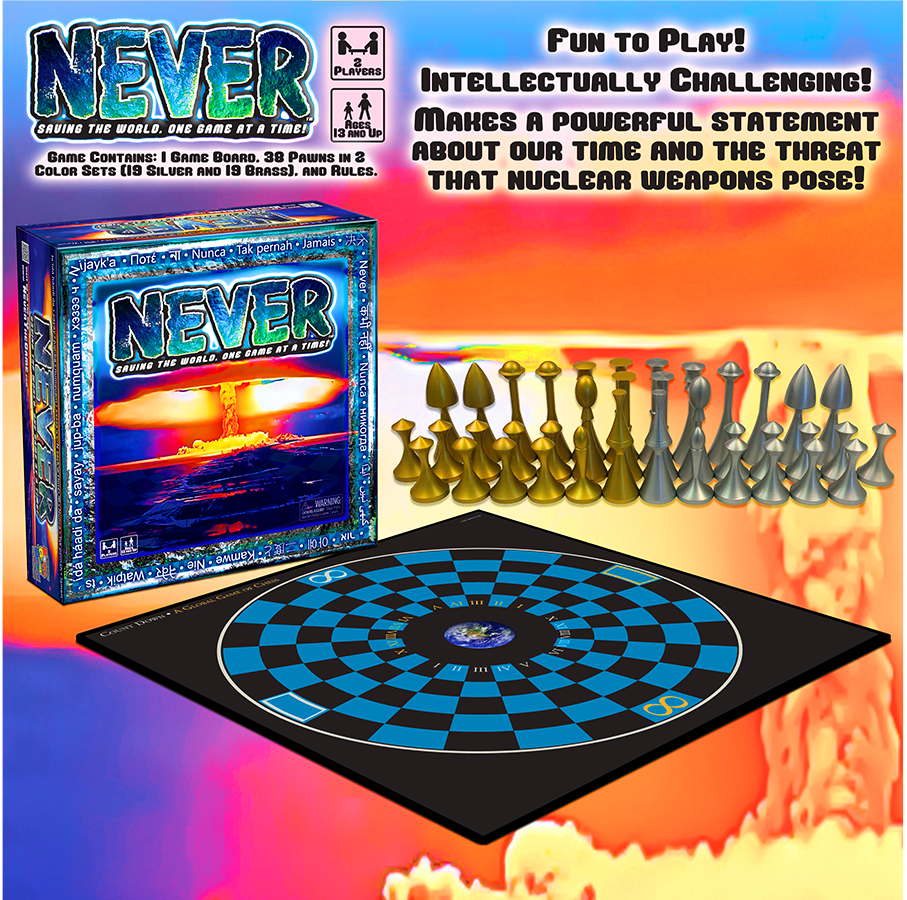 Never 3 Board Game